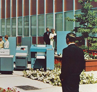EAI 640 Digital Computing System, 1966 | by colorcubic