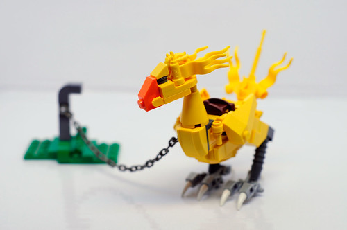 LEGO Chocobo 1 | by Carlmerriam