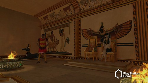 PlayStation Home Egypt 1 | by PlayStation.Blog