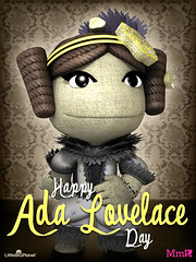 Happy Ada Lovelace Day | by mediamolecule