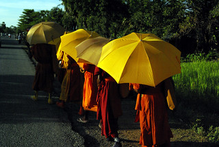 Monks, Cambodia | by The Hungry Cyclist