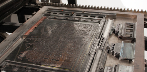 Printing press | by Milestoned