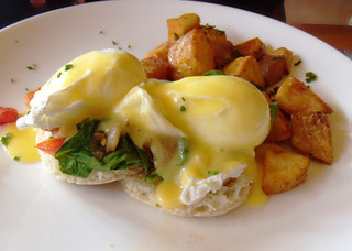 Eggs Florentine | by art on the menu