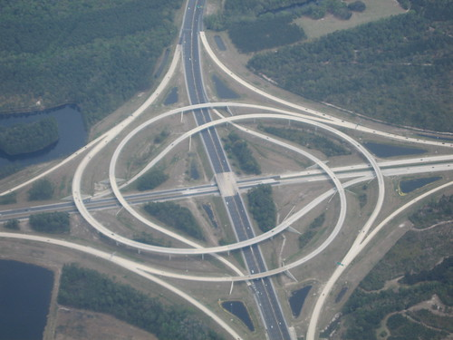 Florida Freeway Interchange | by av8or