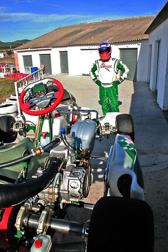 Tony kart | by Coke#