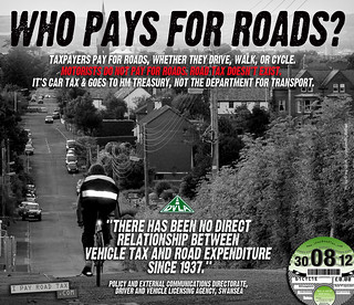 Who Pays For Britain's Roads? | by carltonreid