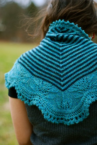Andean Shawl | by throughtheloops
