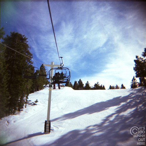 Big Bear Holga 01 | by TooSunnyOutHere