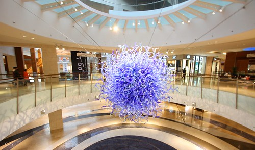 Glass Sculpture 360° Mall, Kuwait | by Colin McLurg