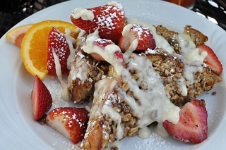 Oatmeal Crusted French Toast | Flickr - Photo Sharing!