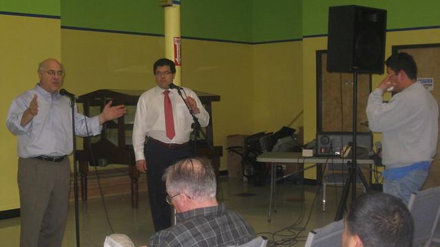 Labor & Employment Community Forum @ La Tapatia
