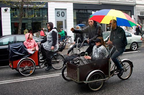 May 1st Cargo Bike Amigoes | by Mikael Colville-Andersen