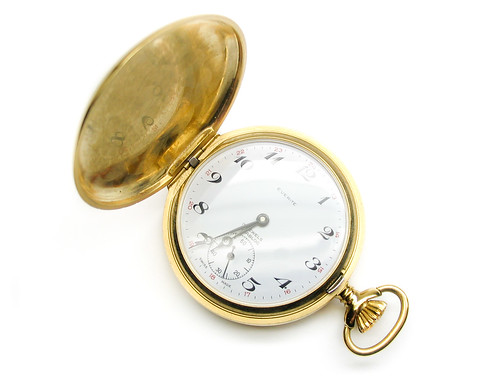 Pocket Watch | by BenGrantham