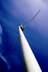 Wind mills as a solution to climate change | by Philippe 2009