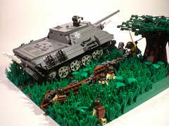 "Tank Contest Entry: ""Finding Cover"" 