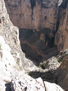 View into Marsical Canyon from Rim - Credit: cindysueroche, Flickr Public Use