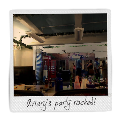 Office Party Photo Booth | by AviaryHQ