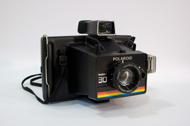 Best Instant Digital Camera - Polaroid Instant 30... This makes me happy.