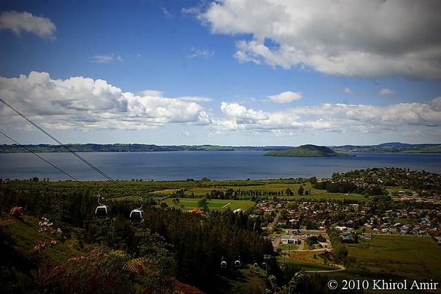 Rotorua City, New Zealand