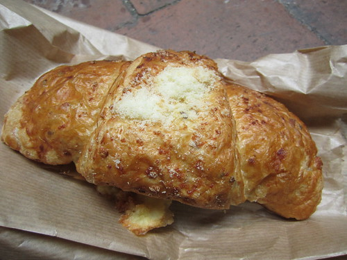 Vegan Nut and Apple Croissant | by veganbackpacker