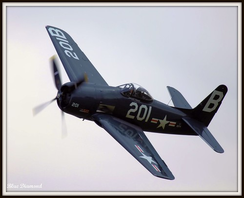 F8F-2P BEARCAT | by Wings & Wheels Photography.