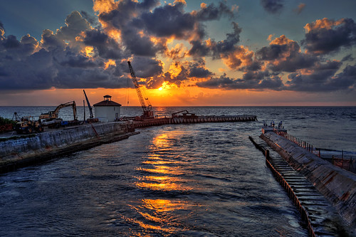 Boynton Beach Inlet at Sunrise | by Captain Kimo