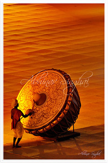 Drums-Commonwealth games 2010 | by Abhinav Singhai