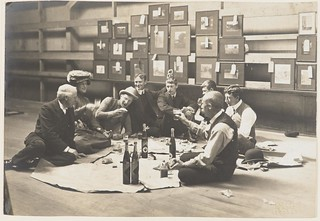 Society of Artists' Selection Committee, Sydney, 1907 / photographer Henry King | by State Library of New South Wales collection