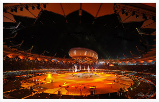 Spectacular Start-Commonwealth games 2010 | by Abhinav Singhai