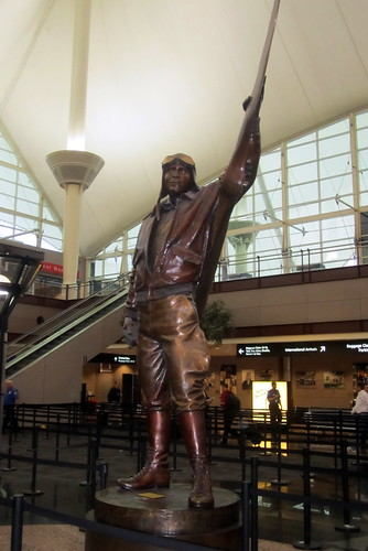 Denver: Denver International Airport - Elrey B. Jeppesen | by wallyg