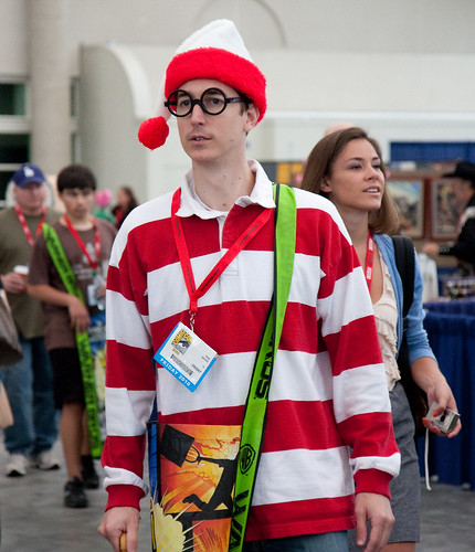 I found Waldo | by San Diego Shooter