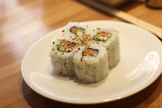 sushi rolls | by David Lebovitz