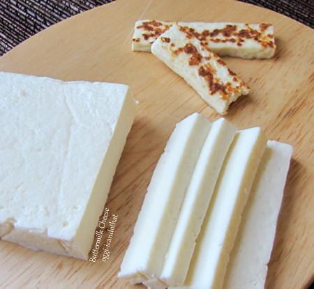 Buttermilk Cheese