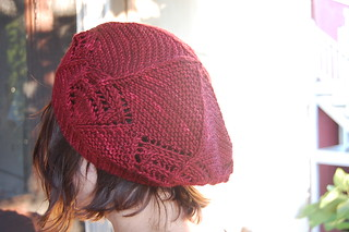 new hat pattern: eleanor's slouch | by knitting school dropout