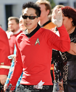 Dragon*Con Parade 2010 - Star Trek | by ZarrSadus