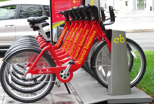 Capital Bikeshare CaBi | by James D. Schwartz