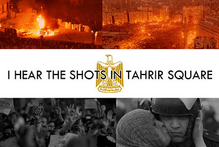 I hear the shots in Tahrir Square | by jburwen