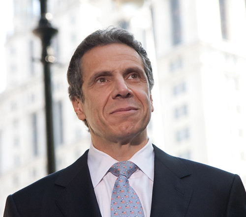 Andrew Cuomo | by Patja