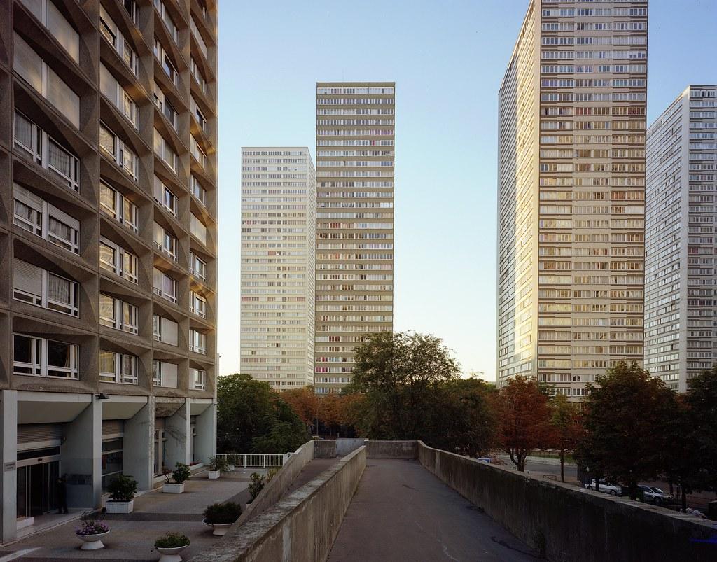 Quartier des Olympiades #5, Paris, septembre 2010