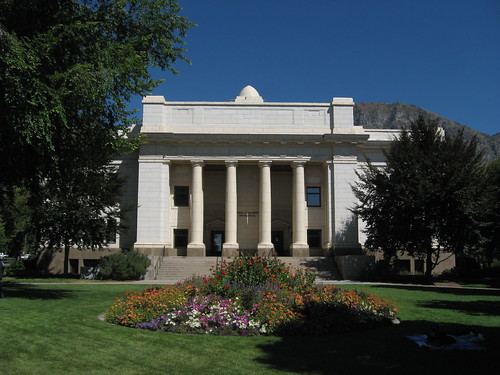 Maesar Building, Brigham Young University | by Ken Lund