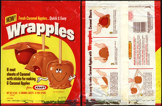 Kraft - Wrapples - caramel apple kit package - 1977 | by JasonLiebig