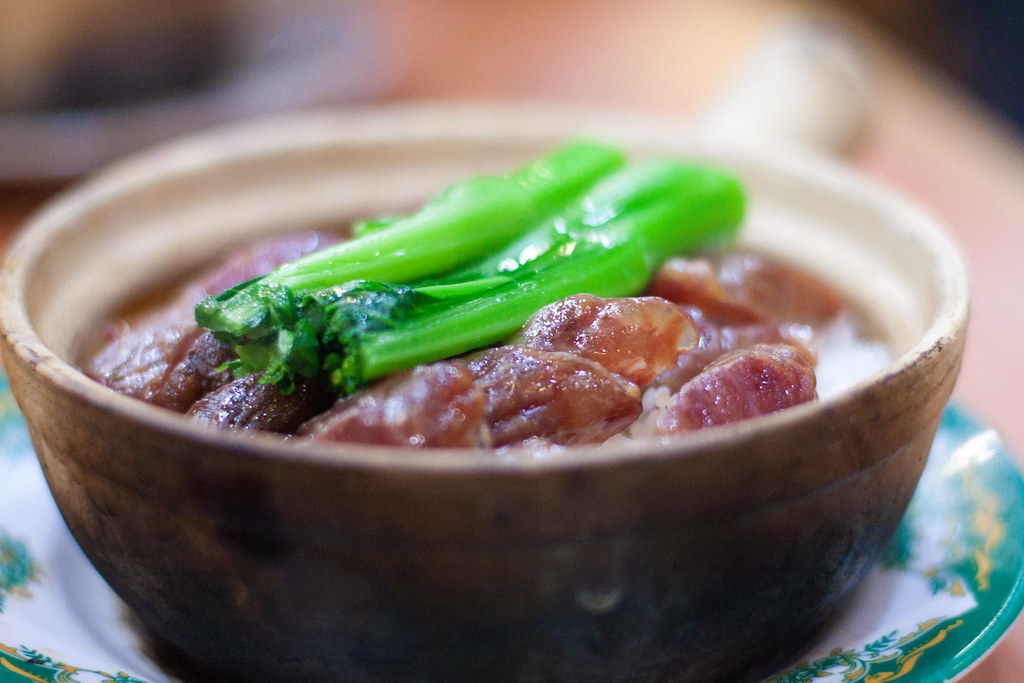 Kwan Kee Claypot in Shueng Wan - yum yum. Image: TomEats, CC