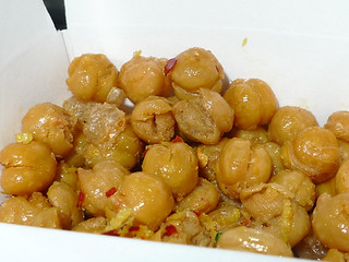 Villains Tavern's Fried Chickpeas | by MyLastBite