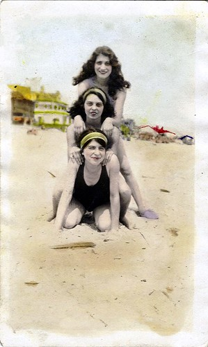 1934 - Three Friends At Coney Island | by clotho98