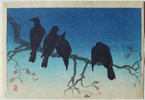 Japanese Crows | by Real Distan