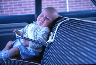 Baby Car Seat Fixxing