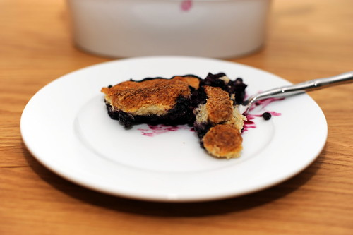blueberry cobbler | by sassyradish