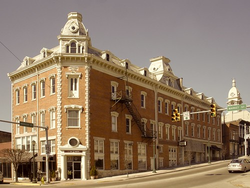 The National Block, Wabash, IN | by Equinox27