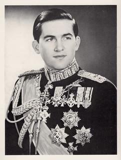 His Majesty King Constantine II Of The Hellenes