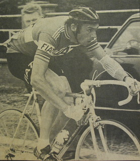 Patrick Sercu on the road TDF 1977 | by ddsiple